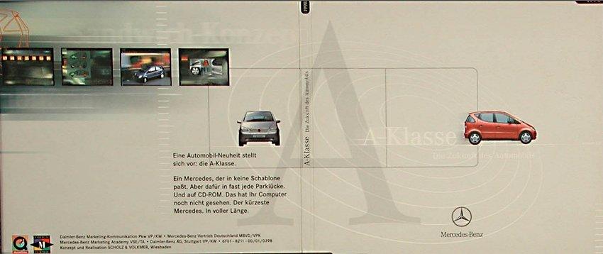 Werbetexter Mercedes